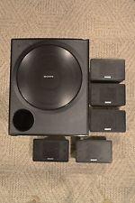 SONY Speakers/Subwoofer SA-WP780