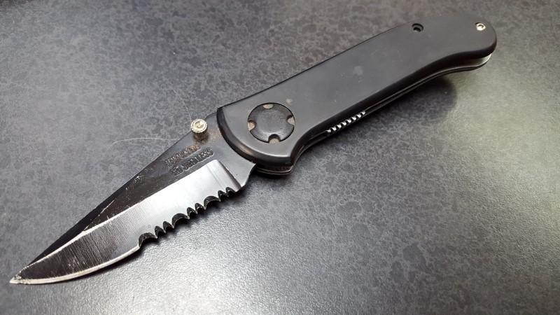 BARRACUDA Pocket Knife 440