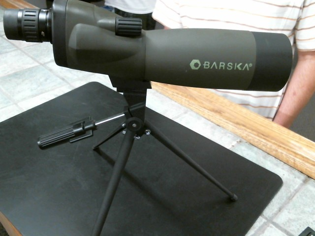 BARSKA Binocular/Scope 20-60X60MM