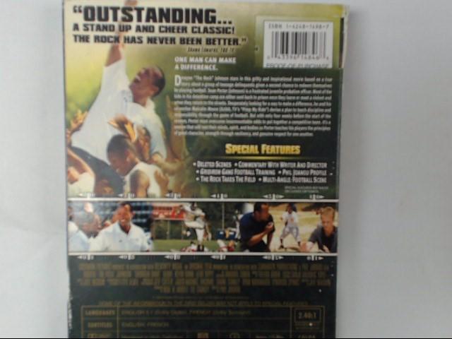 GRIDIRON GANG DVD