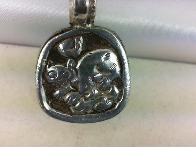 Silver Pendant 925 Silver 9.9g