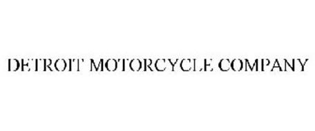 DETROIT MOTORCYCLE CO