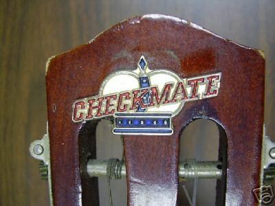 CHECKMATE GUITAR