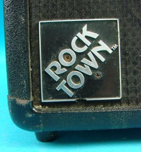 ROCK TOWN