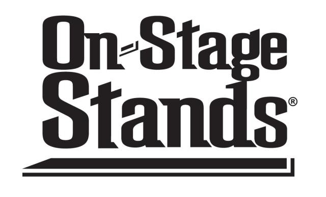 ON STAGE STANDS
