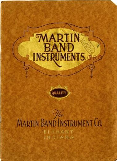 MARTIN BAND INSTRUMENTS