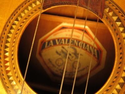 VALENCIANA GUITAR