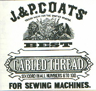 J&P COATS