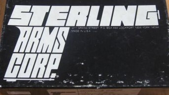 STERLING ARMS