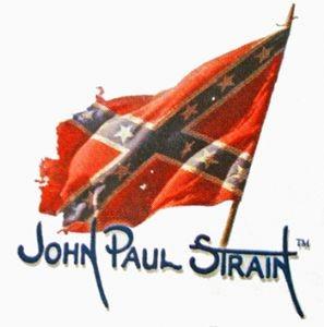 JOHN PAUL STRAIN