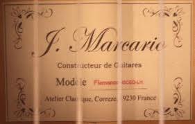 J. MARCARIO