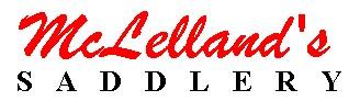 MCLELLANDS SADDLERY