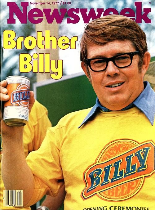 BILLY CARTER