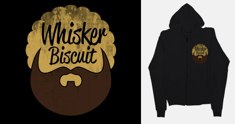WHISKER BISCUIT