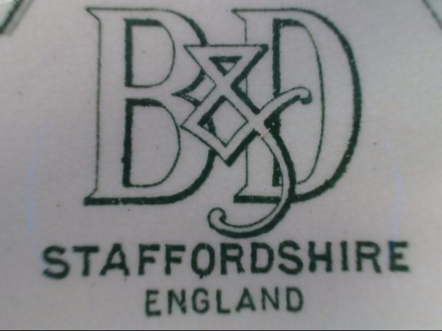 B&D STAFFORDSHIRE