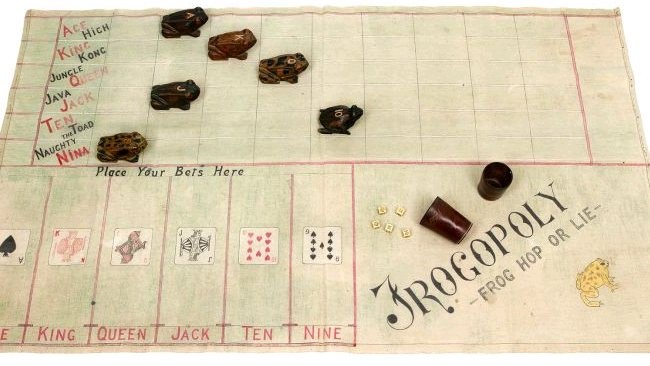 FROG-OPOLY