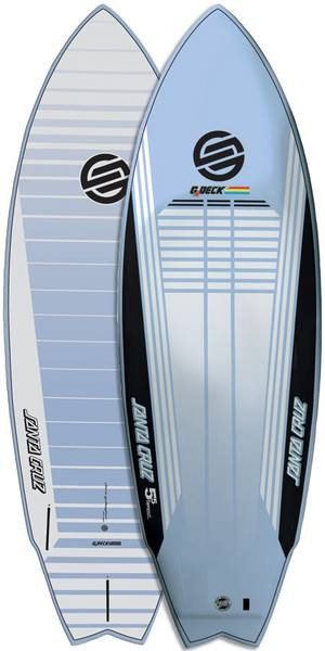 CHRIS GALLAGHER SURF BOARD
