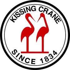 KISSING CRANE