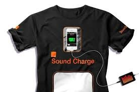 SOUND AND CHARGE