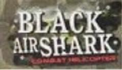 BLACK AIR SHARK