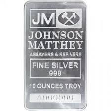 JM JOHNSON MATTHEY ASSAYERS & REFINERS