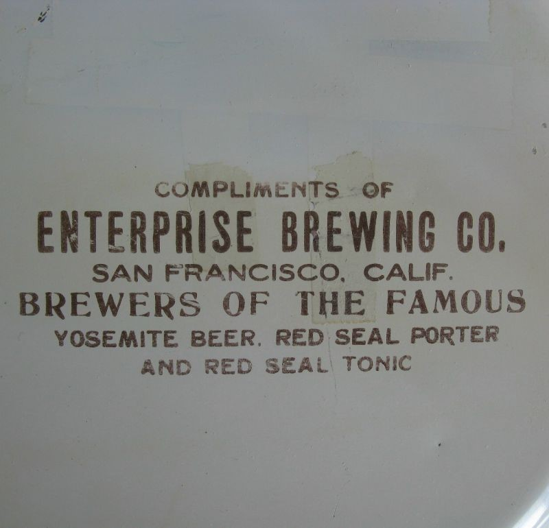 ENTERPRISE BREWING CO