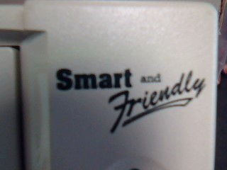 SMART AND FRIENDLY