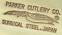 PARKER CUTLERY