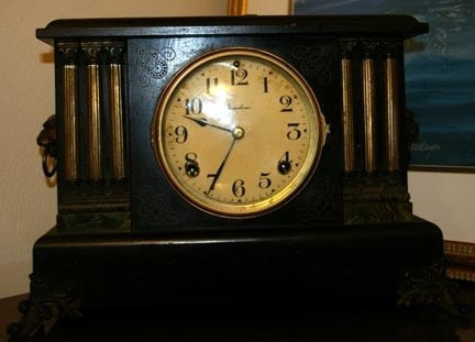 INGRAHAM CLOCK