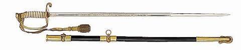 U.S. NAVY SWORD