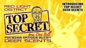 TOP SECRET DEER SCENTS