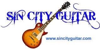 SIN CITY GUITARS