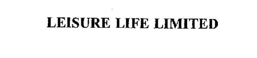 LEISURE LIFE LIMITED