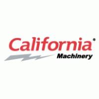 CALIFORNIA MACHINERY