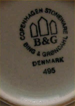 BING & GRÖNDAHL