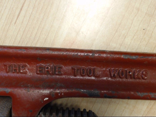 THE ERIE TOOL WORKS