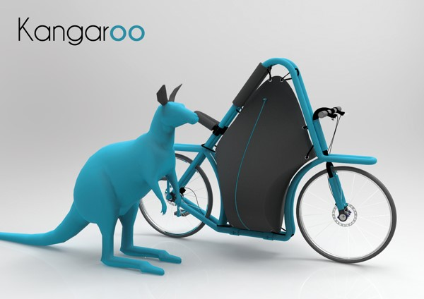 KANGAROOS BICYCLE