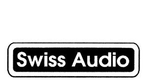 SWISS AUDIO