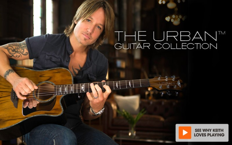 THE URBAN GUITAR COLLECTION