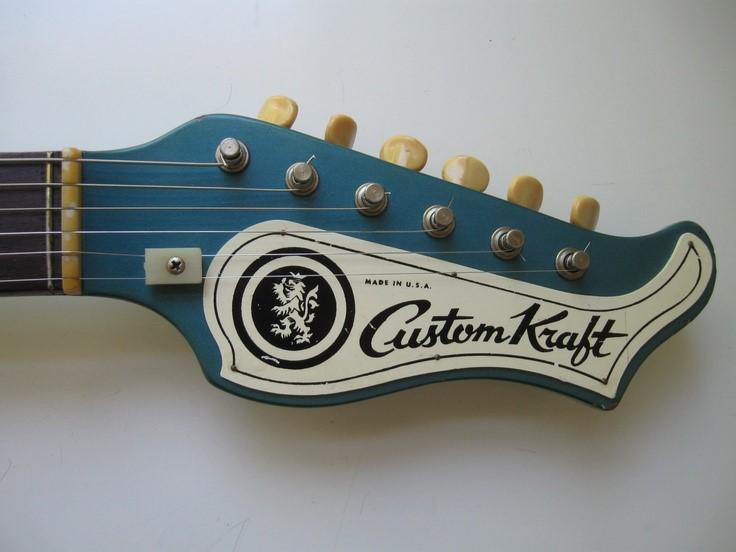 CUSTOM KRAFT GUITARS