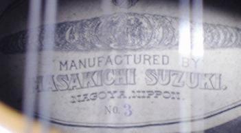 MASAKICHI SUZUKI