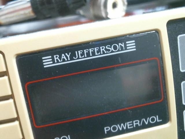 RAY JEFFERSON