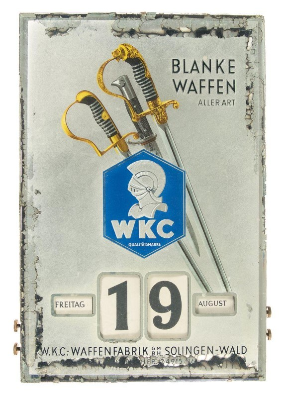 WEYERSBERG KIRSCHBAUM & CO