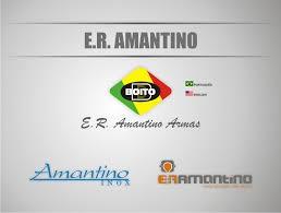 E.R. AMANTINO/STOEGER