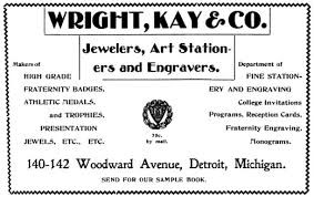 WRIGHT, KAY AND CO