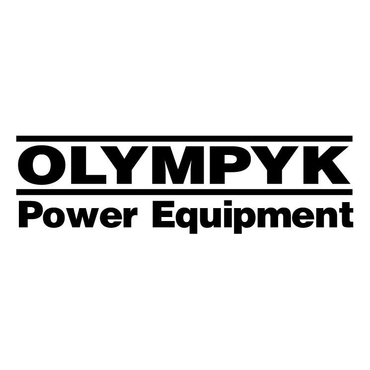 OLYMPYK POWER EQUIPMENT