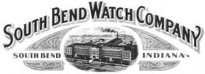SOUTH BEND WATCH CO USA