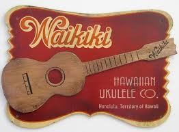 HAWAIIAN UKULELE CO.