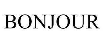 BONJOUR