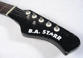 B.A. STARR